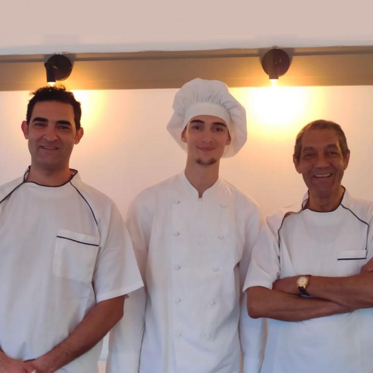 Alessandro, Andrea e Paolo